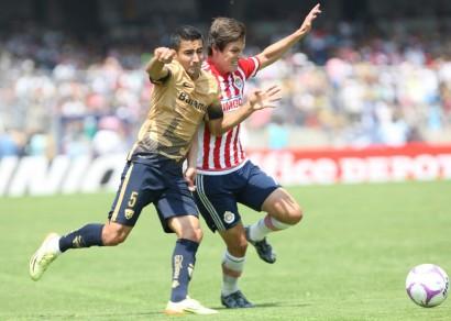 La fortuna no ha acompañado a Pumas, dice defensa Luis Fuentes