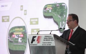 Los boletos del Gran Premio de México 2016 costarán entre 81 y 1.019 dólares