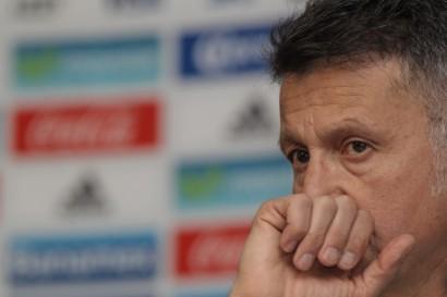 """Osorio califica de """"excelente"""" al equipo mexicano que enfrentará a Senegal"""