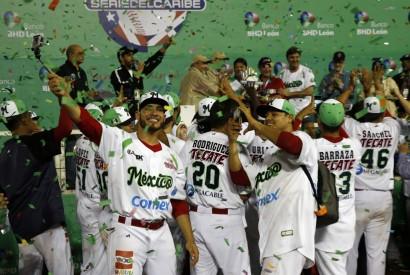 Peña Nieto elogia a los Venados de Mazatlán, campeones de la Serie del Caribe