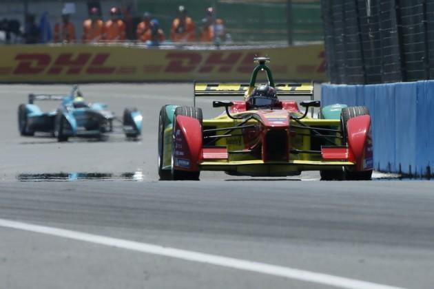 Belga D'Ambrosio domina clasificación en Ciudad de México de la Formula E