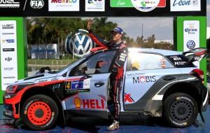 Dani Sordo, penalizado con dos minutos, pierde el podio