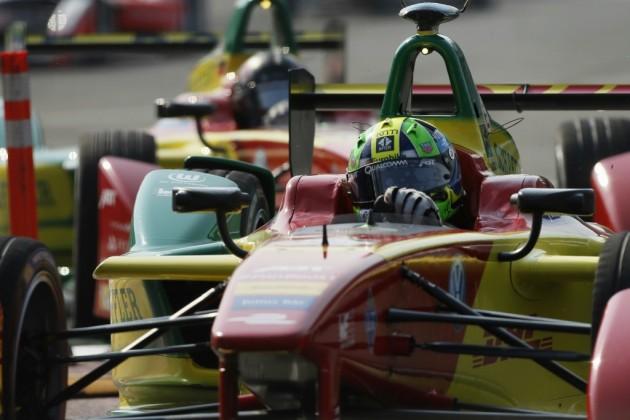 Di Grassi gana en Ciudad de México y salta al liderato de la Fórmula E