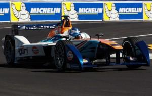 El mexicano Durán dice que la Fórmula E es amigable con el medio ambiente