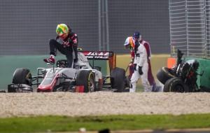 """Gutiérrez: """"Me sentí aliviado al ver que Fernando estaba bien, me asusté"""""""