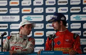 La Fórmula E deja sin triunfo al Di Grassi y lo entrega a D'Ambrosio
