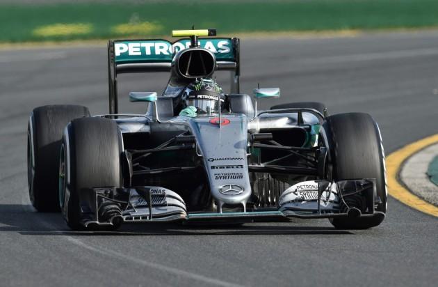 Nico Rosberg primer líder del Mundial de F1 al ganar en Australia