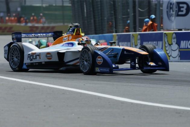Da Costa logra en Long Beach su primera 'pole' en la Fórmula E