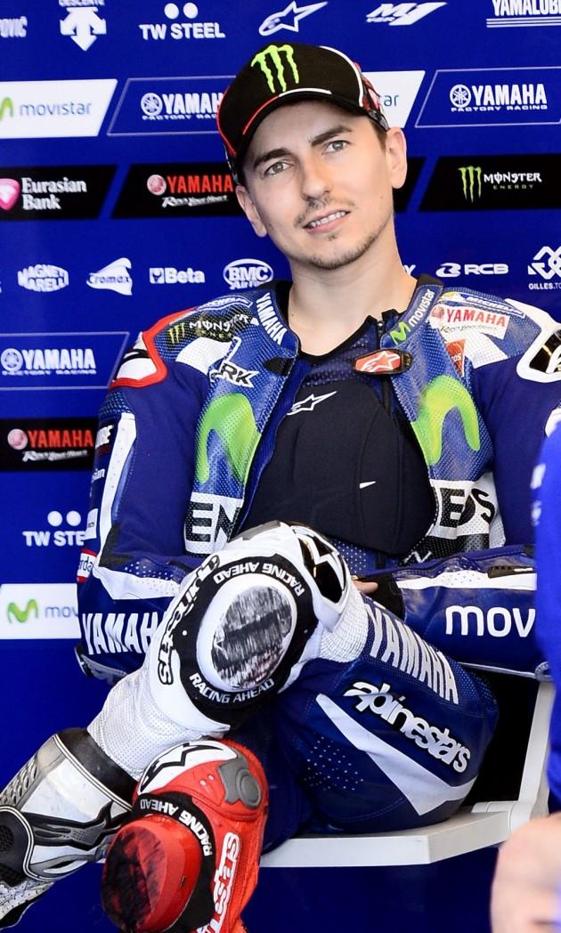 Lorenzo critica el uso de sus datos por parte de Rossi