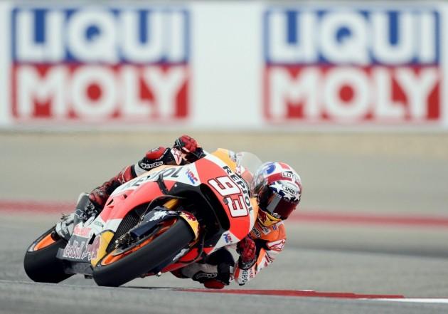 Márquez suma su segundo triunfo del año y cuarto en Austin para ser más líder