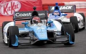 Pagenaud sigue líder de la Serie Indycar al ganar en Long Beach a Dixon, Castroneves y Montoya