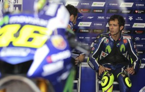 Rossi da por sentado que Lorenzo se marcha a Ducati