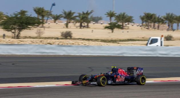 Sainz, Button y Gutiérrez eliminados en la segunda ronda (Q2)