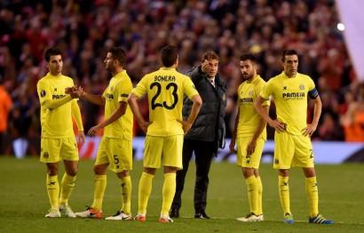 """3-0. Liverpool golea al Villarreal y deja a Europa """"sin mexicanos"""""""