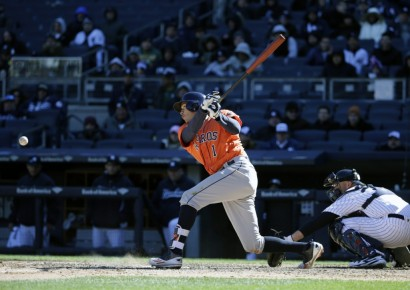 8-6. Correa define con jonrón la victoria de los Astros