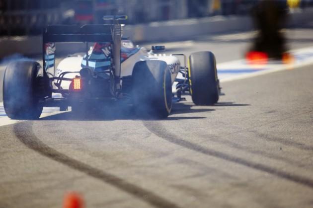 Felipe Massa (Williams), eliminado en la primera ronda (Q1) del GP de España