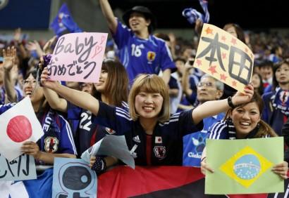 Japón y Estados Unidos, junto a Paraguay y Ghana en un exigente Grupo D en el Sub-17 femenino