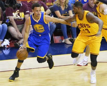 Los Warriors son favoritos ante los Cavaliers en la revancha de las finales de la NBA