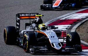 """Sergio Pérez: """"Será emocionante probar las mejoras del coche en Barcelona"""""""