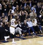 115-101. James y los Cavaliers empatan la serie y fuerzan al séptimo y decisivo partido