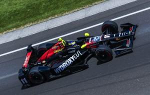 Bourdais, Daly y Montoya copan el podio; Castroneves quinto y Muñoz el sexto