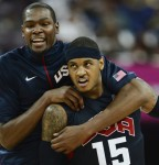Durant y Anthony serán las estrellas de Estados Unidos en Río de Janeiro 2016