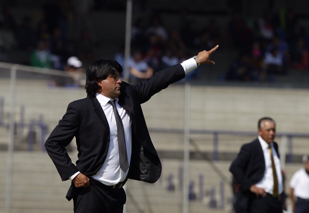 El paraguayo Cardozo quiere que Chiapas dispute primeros lugares del torneo