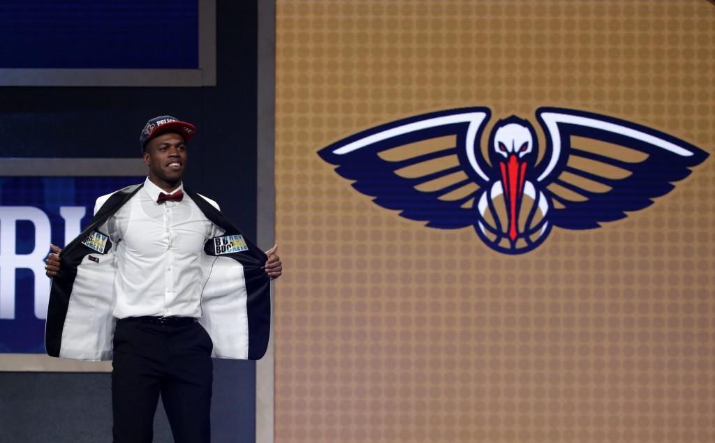Los Pelicans seleccionan a Buddy Hield como número seis