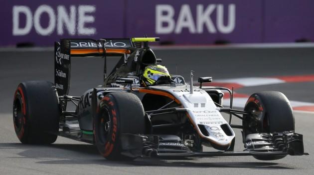 """Sergio Pérez: """"Austria es una de mis carreras favoritas"""""""
