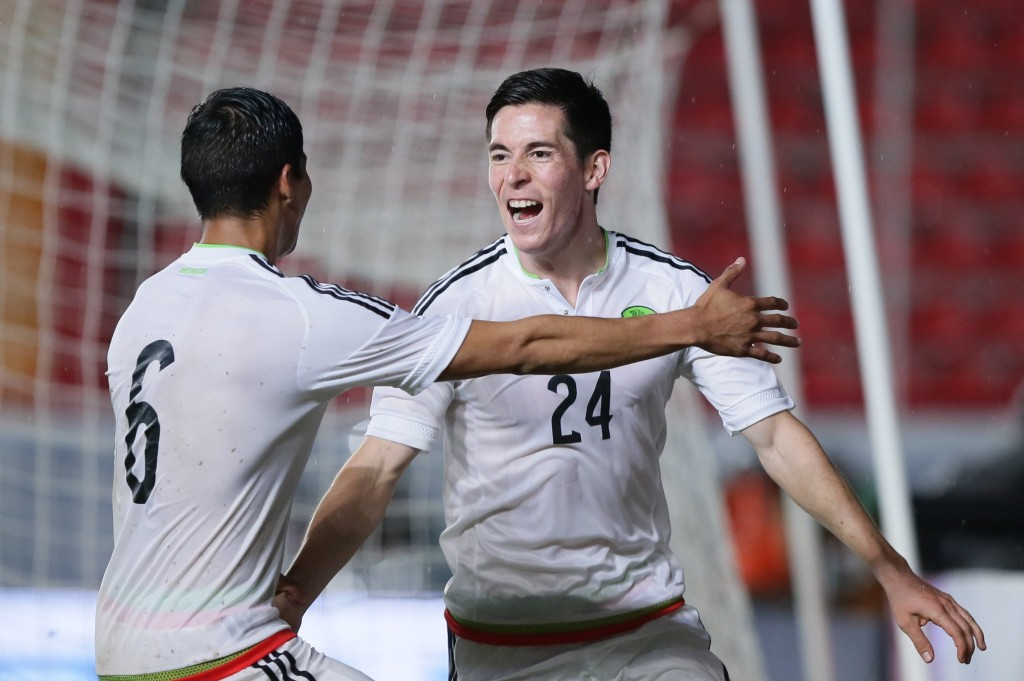 1-0. México vence a Nigeria en un amistoso antes de los Olímpicos de Río 2016
