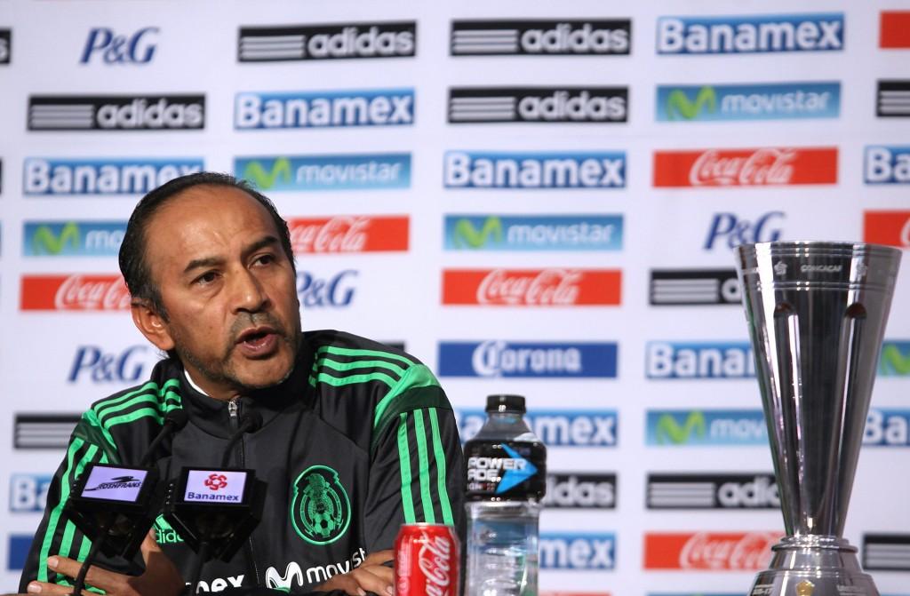 El entrenador de la selección olímpica espera frutos del amistoso con Nigeria