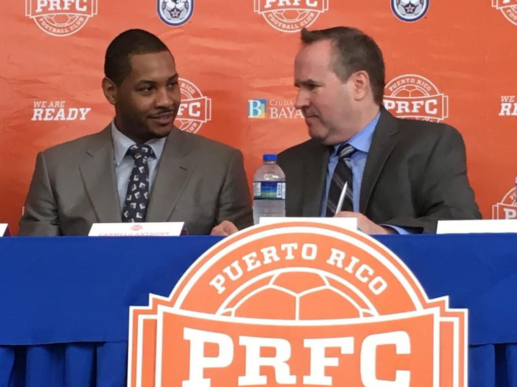 El fútbol en Puerto Rico sumará una página a su historia con un club en la Liga de EE.UU.