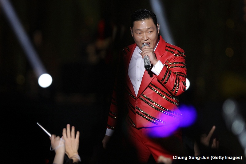 2013 PSY Concert All Night Standing