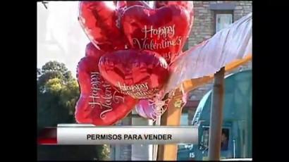 Alto a los vendedores ambulantes en Salinas