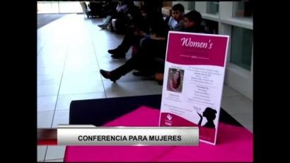 Conferencia para mujeres emprendedoras
