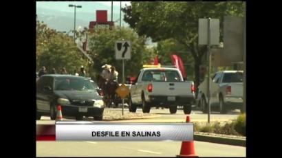 VIDEO: Desfile en Salinas