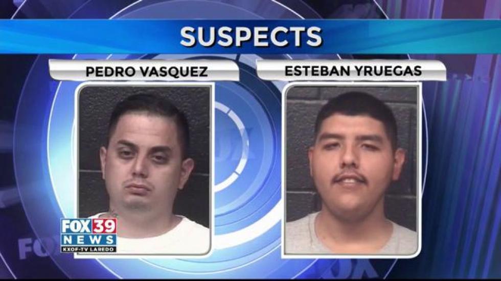 Laredo Texas Murders
