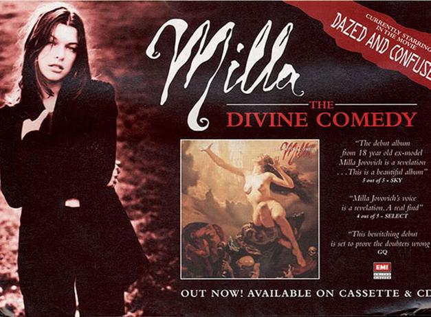 Milla Jovovich album