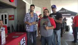 Radiotón: Carlos Alvarez y Kevin nos acompañan a recaudar donaciones