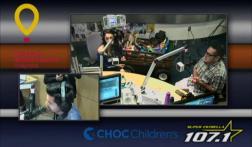 Radiotón: Como cuidan a su hijo, Richard y Wendy
