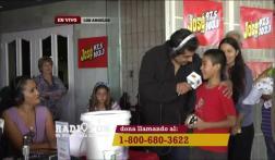 Radiotón: La gente se acerca a donar