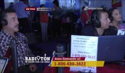 Radiotón: Nos visita Pedro Rivera