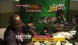 Radiotón: Sandra nos cuenta la historia de Omar