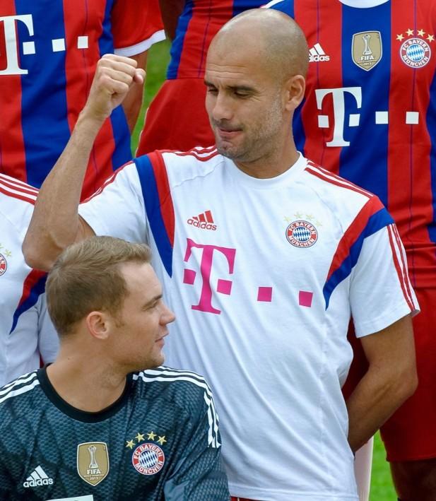 ESPN Phoenix 710AMEl campeón del mundo Manuel Neuer e4b5f01bed97e