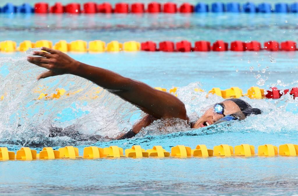 Andreína Pinto suma su segunda de oro en una jornada de récords ... - KPMR
